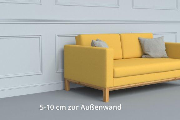 32+ Sofa vor heizkoerper stellen ideen